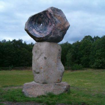 Blick in den Stein